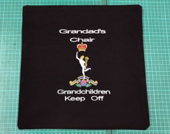 Signals Grandad Chair Cushion Cover